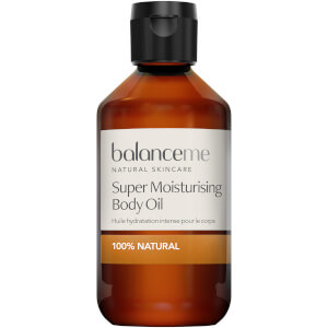 Balance Me Super Moisturising Body Oil -vartaloöljy 200ml