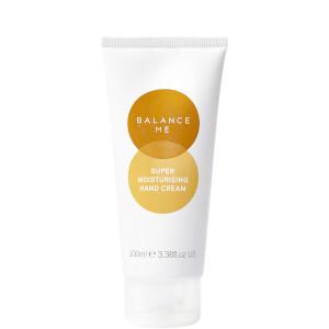 Crema de manos súper hidratante de Balance Me 100 ml