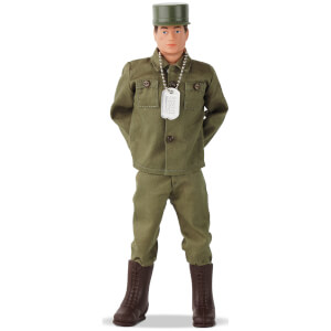 Action Man Soldier Figure