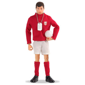 Action Man Footballer Figure