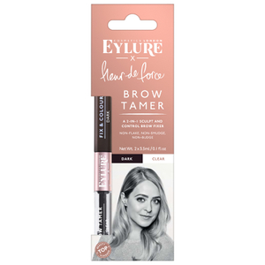 Тушь для бровей Eylure x Fleur de Force Brow Tamer - Dark