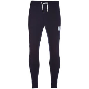 Pantalon de Jogging Homme Essential Good For Nothing -Bleu Marine