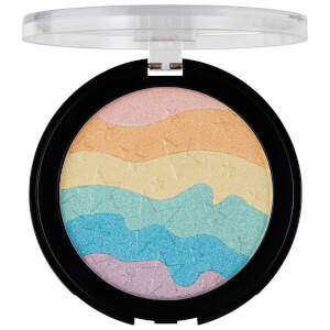 Lottie London Rainbow Highlighter - Mermaid Glow 9 g