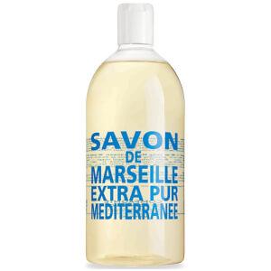 Compagnie de Provence Liquid Marseille Soap 1l Refill - Mediterranean Sea