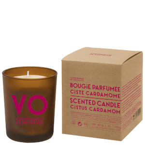 Compagnie de Provence Scented Candle 190g - Cistus Cardamom