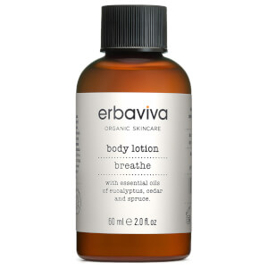 Erbaviva Travel Breathe Body Lotion