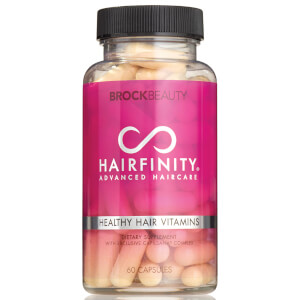 HAIRFINITY Healthy Hair Vitamins (60 Capsules)