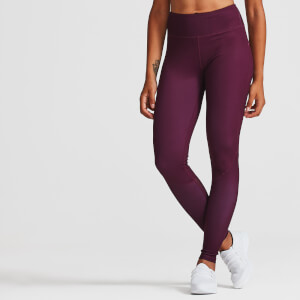 IdealFit Core Full Length Leggings - Dark Berry