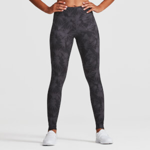 Legging Long PowerSculpt - Gris Stargaze