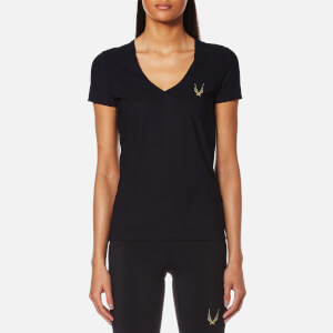 Lucas Hugh Women's Core Performance T-Shirt - Black