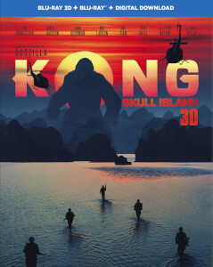 Kong: Skull Island 3D (Includes DVD) (Includes Digital Download)
