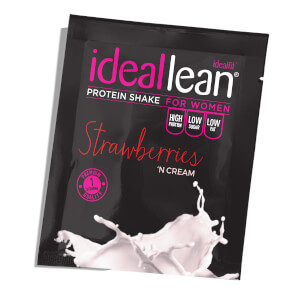 IdealLean Protein Sample - Strawberries N' Cream
