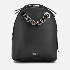Fiorelli Women's Anouk Small Backpack with Chain - Black
