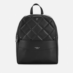 Fiorelli Women's Trenton Backpack - Black Quilt