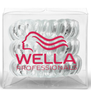 Wella Care and Eimi Hair Bobble Trio (Free Gift)