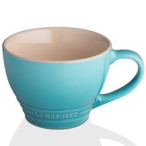 Le Creuset Stoneware Grand Mug - 400ml - Teal