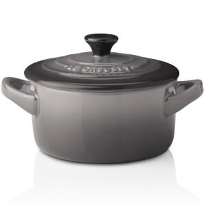 Le Creuset Stoneware Petite Casserole Dish - Flint