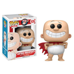 Figurine Pop! Capitaine Superslip