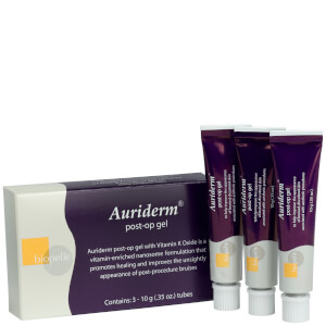 Auriderm Post-Op Gel (3 Pack)