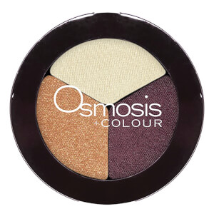 Osmosis Colour Eye Shadow Trio - Sugar Plum