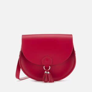 The Cambridge Satchel Company Women's Tassel Bag - Crimson