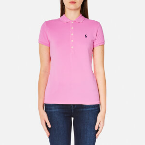 Polo Ralph Lauren Women's Julie Polo Shirt - Pale Rose