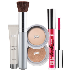 PÜR Best Seller Kit -setti, Light