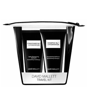 David Mallett L'Hydratation Travel Kit