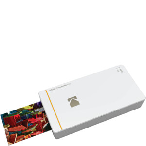 Kodak Wi-Fi Mobile Mini Photo Printer - White