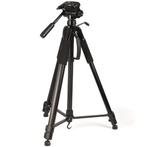 Polaroid 72 Inch Tripod (With Free Carry Case) - Black