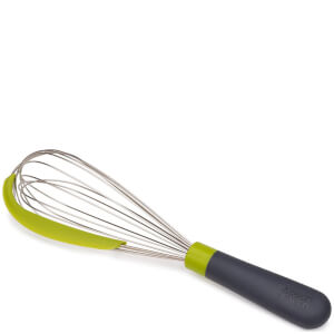 Joseph Joseph Whiskle 2-in-1 Whisk with Bowl Scraper - Green