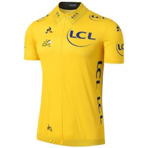 Le Coq Sportif Tour de France 2017 Leaders Official Jersey - Yellow