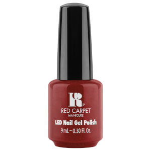 Red Carpet Manicure Gel Polish 9ml - Rapturous in Red
