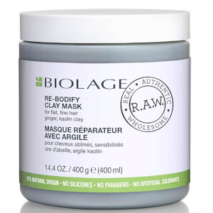 Biolage R.A.W. Re-Bodify Mask 400ml