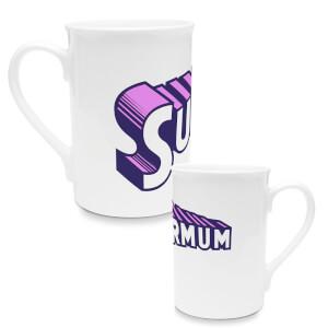 Tasse Maman Supermum