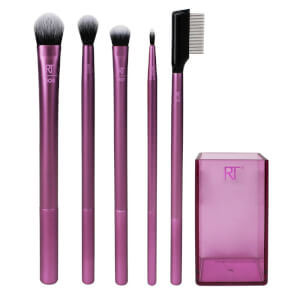 Real Techniques Enhanced Eye Brush Set -sivellinsetti luomille