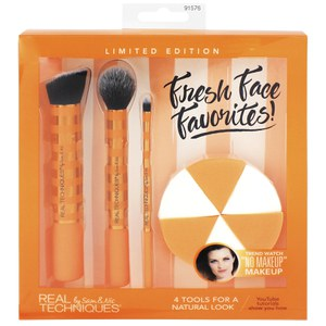Real Techniques Fresh Face Favourites Brush Set