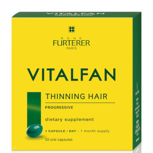 René Furterer Vitalfan Dietary Dye Free Supplement - Progressive (1 Month Supply/30 Caps)