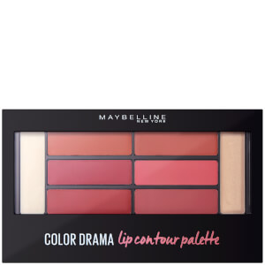Maybelline Color Drama Lip Contour Palette 4g - Blushed Bombshell