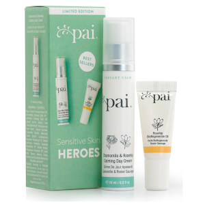 Pai Skincare Sensitive Skin Heroes Collection (Free Gift)