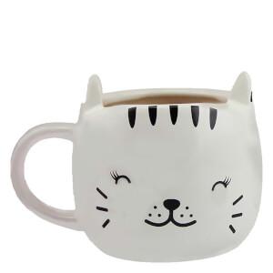Happy Cat Heat Changing Mug