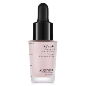 ALGENIST Reveal gocce illuminanti concentrate 15 ml (varie tonalità)