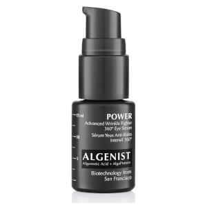 Sérum de Olhos Antirrugas Power Advanced 360° da ALGENIST 15 ml