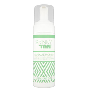 SKINNY TAN Gradual Tanning Mousse 150ml