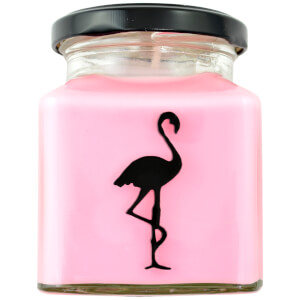 Pink Lemonade Flamingo Candle