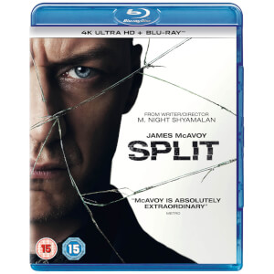 Split - 4K Ultra HD