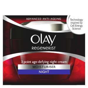 Olay Regenerist 3 Point Night Anti-Ageing Moisturiser 50ml