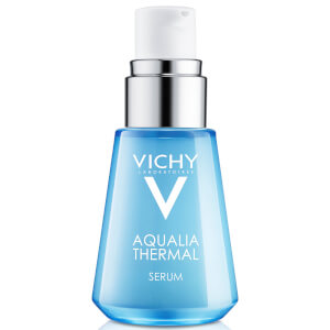 Vichy Aqualia Thermal Power Serum with Hyaluronic Acid, Oil-Free, 1 Fl. Oz.