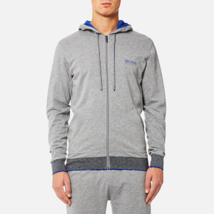 BOSS Hugo Boss Men's Authentic Hooded Jacket - Grey