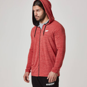 Performance Zip Top
